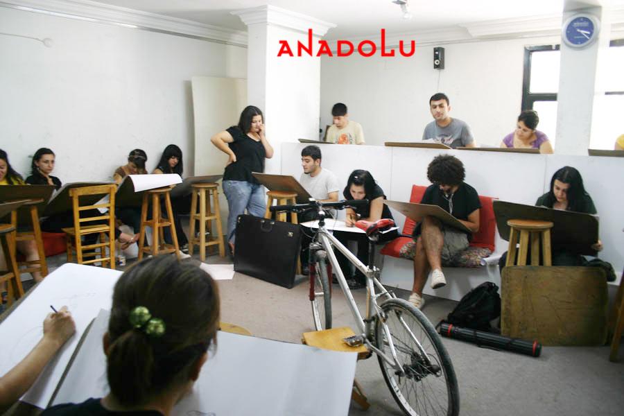 Gaziantepda Anadolu Güzel Sanatlar Eğitim Kurumları