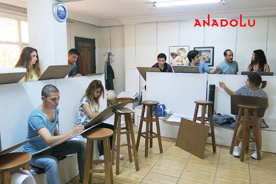 Anadolu Sanat Atölyesi Gaziantepda