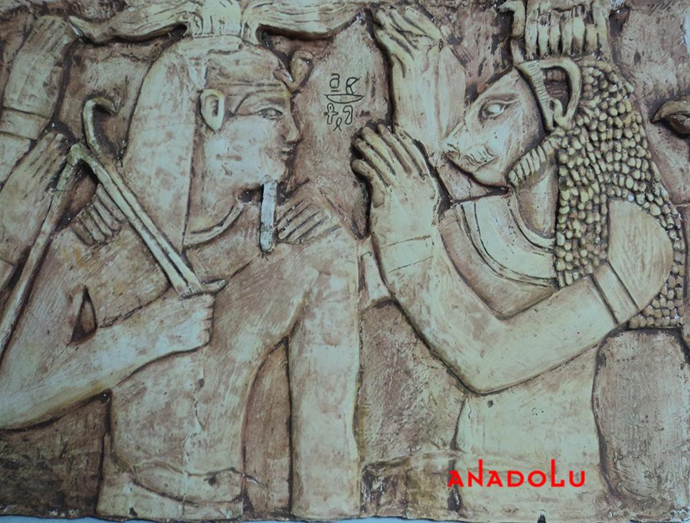 Antik çağ Rölyefleri Yapımı Gaziantepda