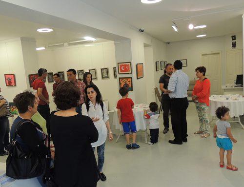 Gaziantepteki 2008 ÖSS'yi Kazananların Sergisi Merkezi