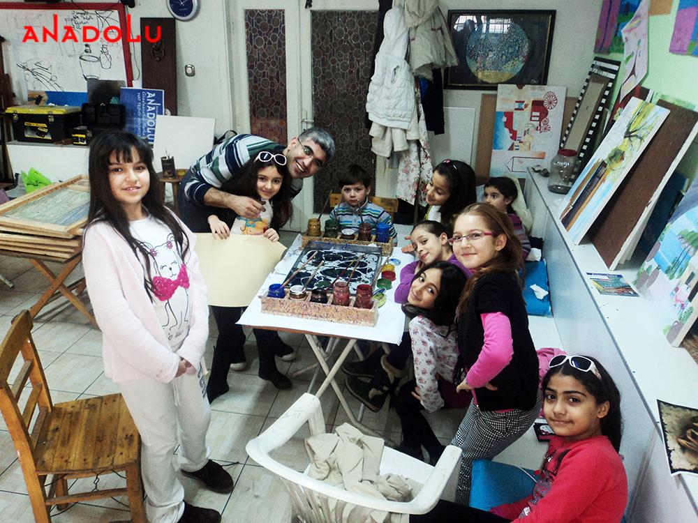Gaziantepda Çizim Dersleri Eğitimleri