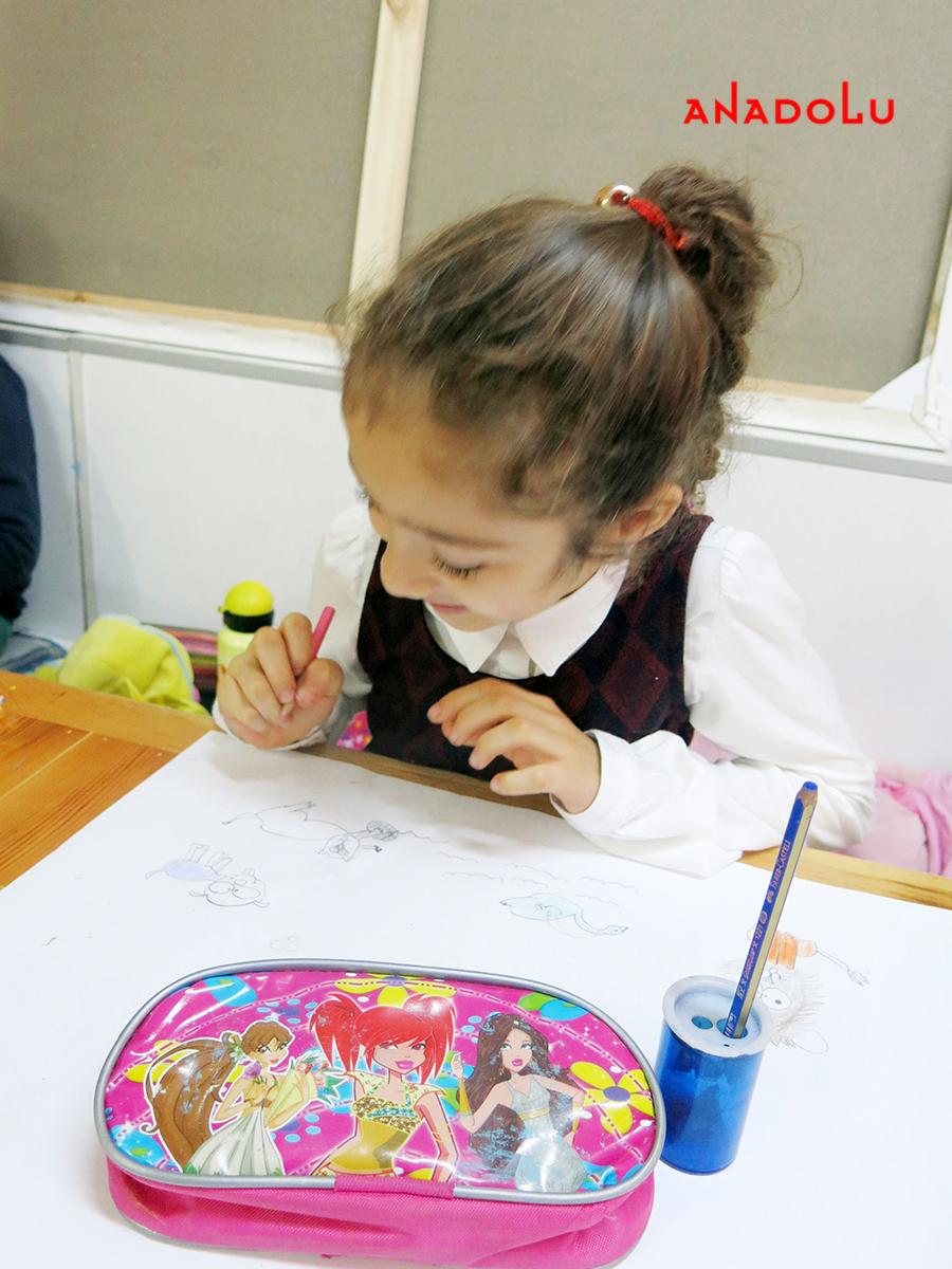 Gaziantepda Çocuklara Yönelik Çizim Kursları