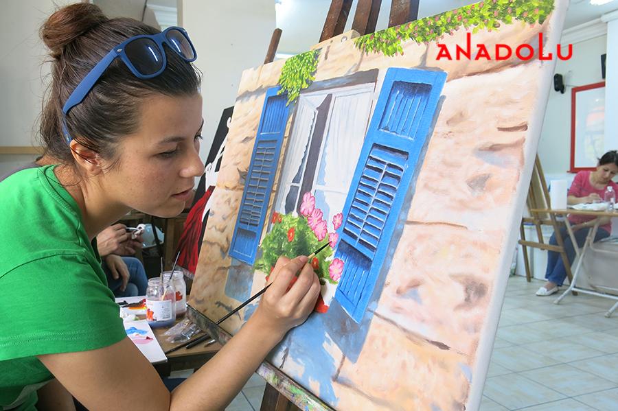 Hobi Grubu Atölyesi Gaziantep