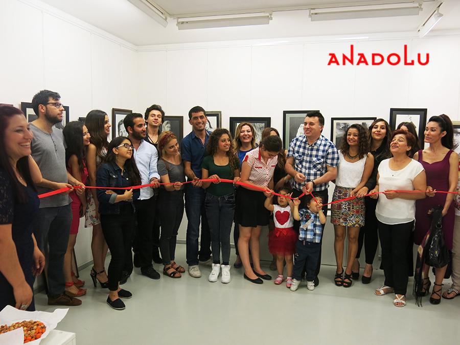 Anadolu Sanat Resim Sergisi Açılışları Gaziantepda