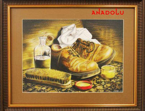 Gaziantepteki 2008 Güzel Sanatlar Fakültelerini Kazananların Resim Sergisi