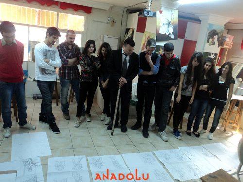 Sanat Eğitimi Gaziantepda