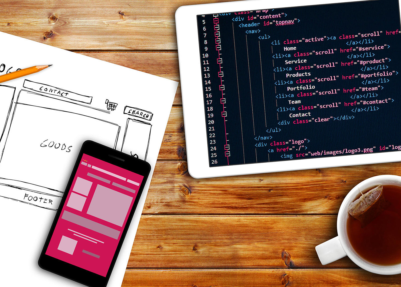 Web Tasarım Dersleri Gaziantepda