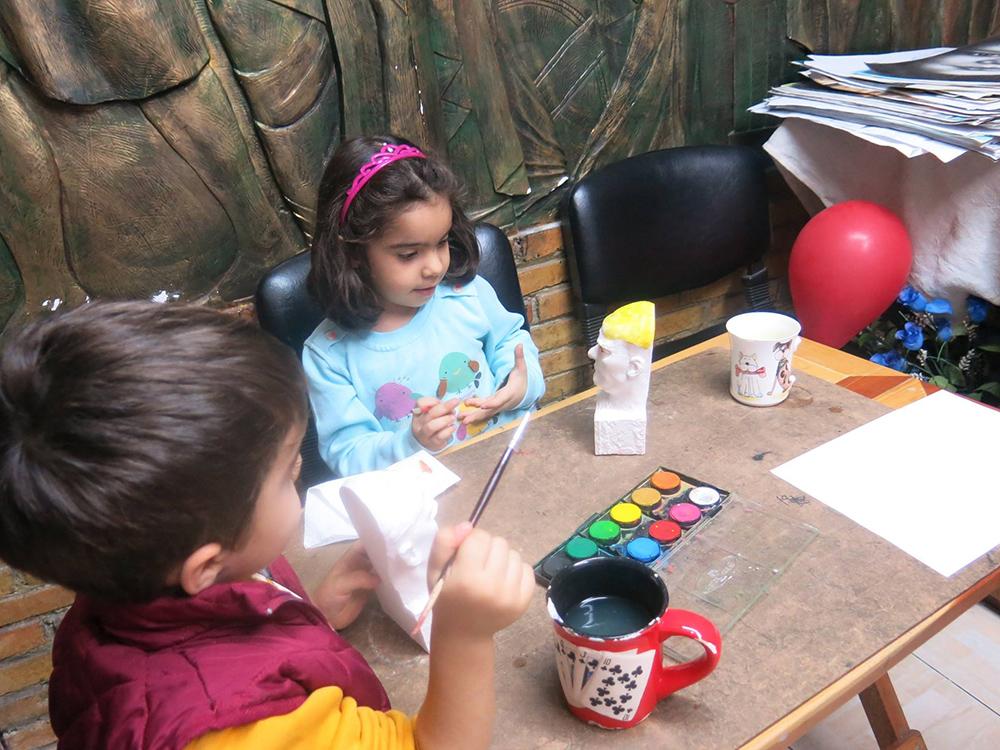Gaziantep Çocuklar İçin Sanat Kursları