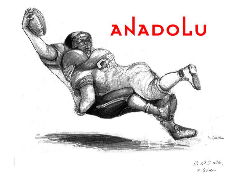 Karakalem Amerikan Futbolu Oynayanlar Gaziantep