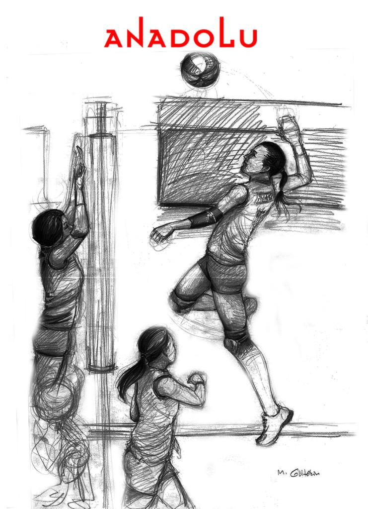 İmgesel Spor Çalışması Yapanlar Gaziantepda
