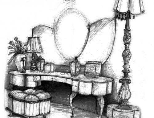 Gaziantepteki Ev Önü Çizim Yolları