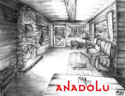 Gaziantepteki Garaj Kapısı Nasıl Çizilir