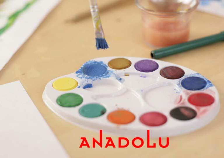 Sulu Boya Çizim Eğitimleri Gaziantepda