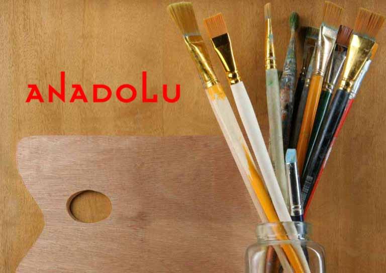 Yağlı Boya Resim Fırçaları Gaziantepda