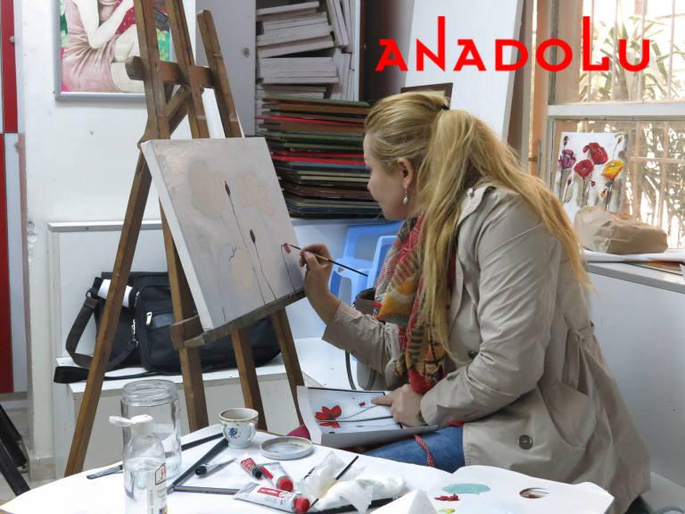Yağlı Boya Resim Atölyeleri Gaziantepda